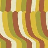 Винтажная абстрактная безшовная картина Стоковые Изображения