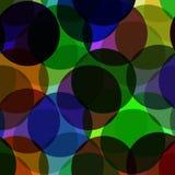 Винтажная абстрактная безшовная картина Стоковые Изображения RF