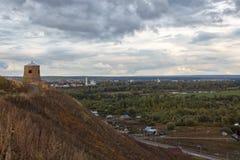 Винтажная башня вахты Стоковое фото RF