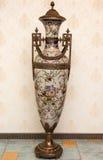 Винтажная ваза Стоковая Фотография