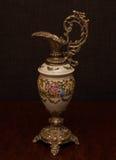Винтажная ваза Стоковое Изображение RF