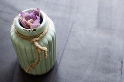 Винтажная ваза Стоковые Изображения RF