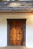 Винтажная дверь Стоковое Изображение