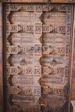 Винтажная дверь Стоковые Изображения