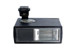 Винтажная внезапная камера на изолированной белой предпосылке Стоковые Фото