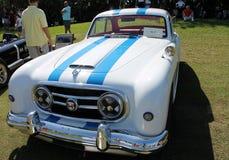 Винтажная гоночная машина на курорте Бока-Ратон Стоковые Изображения