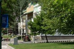 Винтажная гостиница Стоковые Изображения