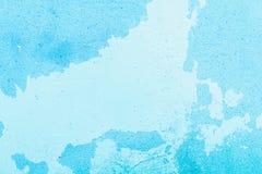 Винтажная голубая предпосылка при гипсолит падая  стоковое фото rf