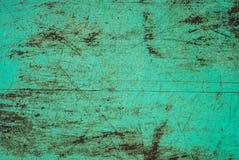 Винтажная голубая таблица Стоковые Фотографии RF
