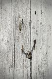 Винтажная деревянная дверь стоковое изображение