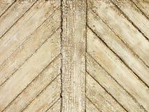 Винтажная деревянная покрашенная текстура предпосылки загородки доски Стоковое Изображение