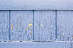 Винтажная деревянная предпосылка с краской шелушения Стоковое Изображение