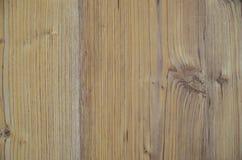 Винтажная деревянная текстура предпосылки с узлами и отверстиями ногтя стоковые изображения rf