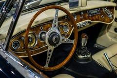 Винтажная доска автомобиля Стоковая Фотография RF
