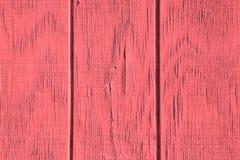 Винтажная деревянная предпосылка и текстура с краской шелушения Стоковое Изображение RF