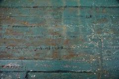 Винтажная деревянная предпосылка планок Стоковая Фотография RF