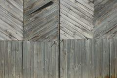 Винтажная деревянная серая текстура Стоковые Фото
