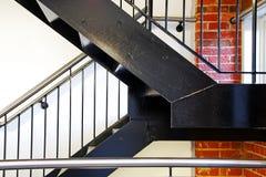 Винтажная лестница Стоковая Фотография RF