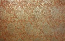 Винтажная золотая текстура стоковые фото