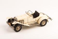 Винтажная игрушка автомобиля coupe Стоковое фото RF