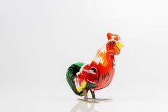 Винтажная игрушка курицы Стоковое Изображение RF