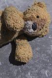 Винтажная игрушка плюша Стоковая Фотография