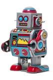 Винтажная игрушка робота олова Стоковые Фотографии RF