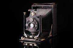 Винтажная камера compur отпуск 1939 год стоковая фотография rf