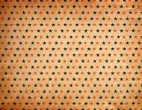Винтажная картина звезды Стоковые Изображения