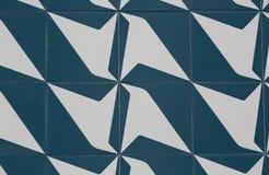 Винтажная керамическая плитка Стоковое Фото