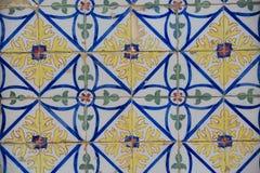 Винтажная керамическая плитка Стоковые Фото