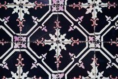 Винтажная керамическая плитка Стоковая Фотография