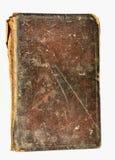Винтажная кожаная тетрадь Стоковое фото RF