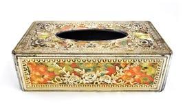 Винтажная коробка Стоковое Изображение