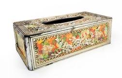 Винтажная коробка Стоковое фото RF