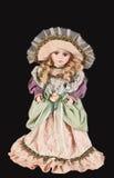 Винтажная кукла Стоковая Фотография RF