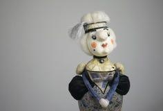 Винтажная кукла Стоковое Фото