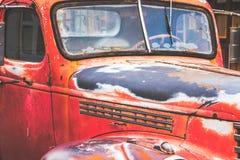 винтажная классика автомобиля Стоковое Изображение