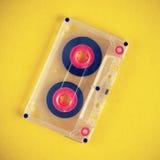 Винтажная магнитофонная кассета Стоковые Фотографии RF