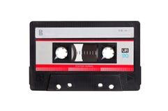 Винтажная магнитофонная кассета стоковые фото