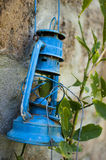Винтажная масляная лампа Стоковые Изображения RF