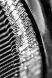 Винтажная машинка стоковое изображение rf