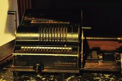 Винтажная машинка Стоковые Фотографии RF