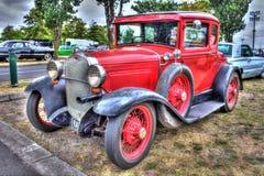 Винтажная модель a Форда американца 1930s Стоковое фото RF