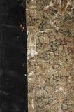 Винтажная обложка книги стоковое фото rf
