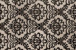 Винтажная плитка с картиной цветка Стоковая Фотография