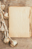 Винтажная поваренная книга Стоковая Фотография RF