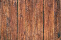 Винтажная поверхностная деревянная таблица и деревенское зерно текстурируют предпосылку стоковые изображения