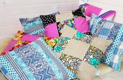 Винтажная подушка Стоковая Фотография RF