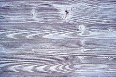 Винтажная предпосылка цвета сирени деревянных доск passirovanny Стоковое Изображение RF